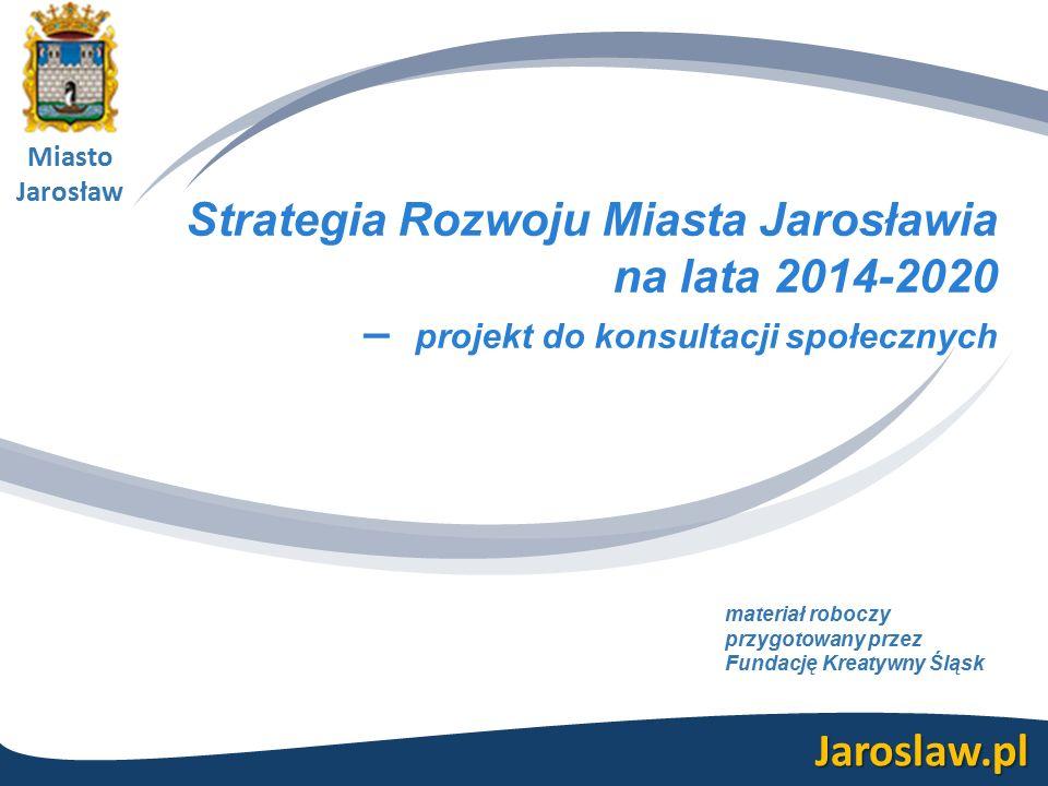 Miasto Jarosław Jaroslaw.pl Procedura monitoringu Strategii przyjęcie raportów Burmistrz Miasta decyzje o działaniach korygujących i wdrażających do 30 września opracowanie raportu monitoringowego Strategii - identyfikacja odchyleń i określenie ich przyczyn Zespół ds..