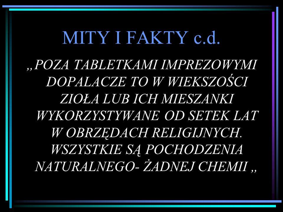 MITY I FAKTY c.d.