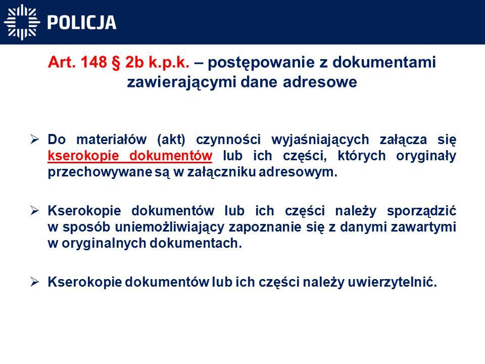 Art. 148 § 2b k.p.k.