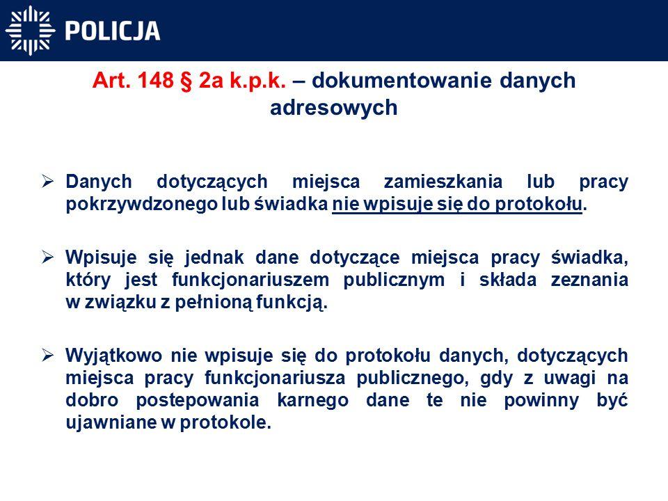 Art. 148 § 2a k.p.k.
