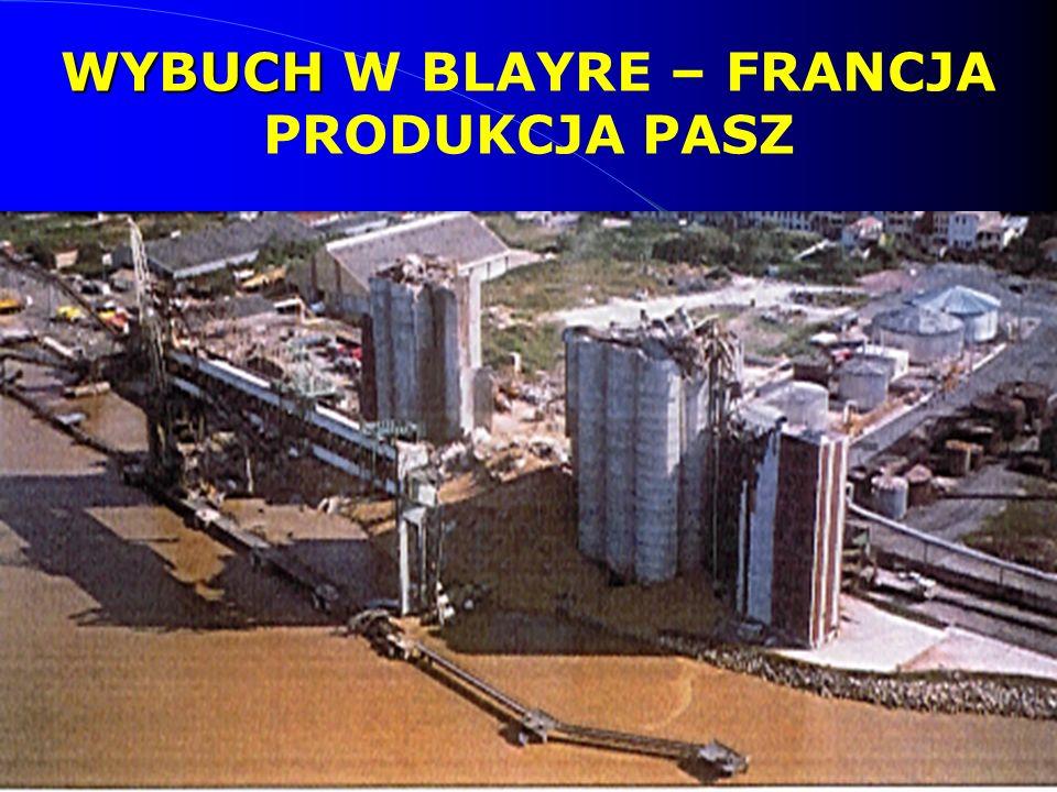 27 WYBUCH WYBUCH W BLAYRE – FRANCJA PRODUKCJA PASZ