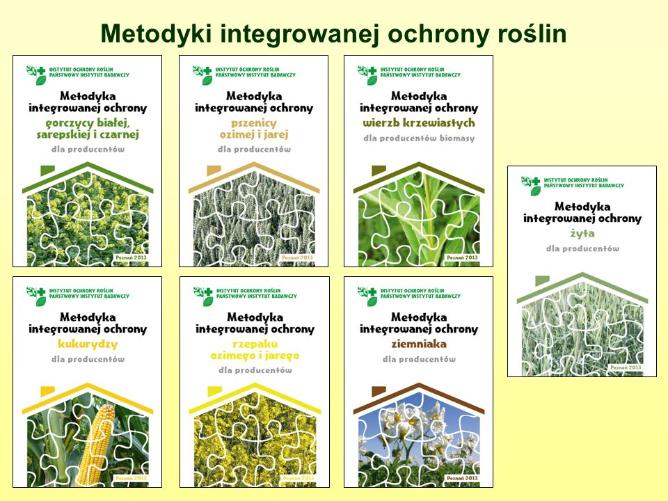 Metodyki integrowanej ochrony roślin