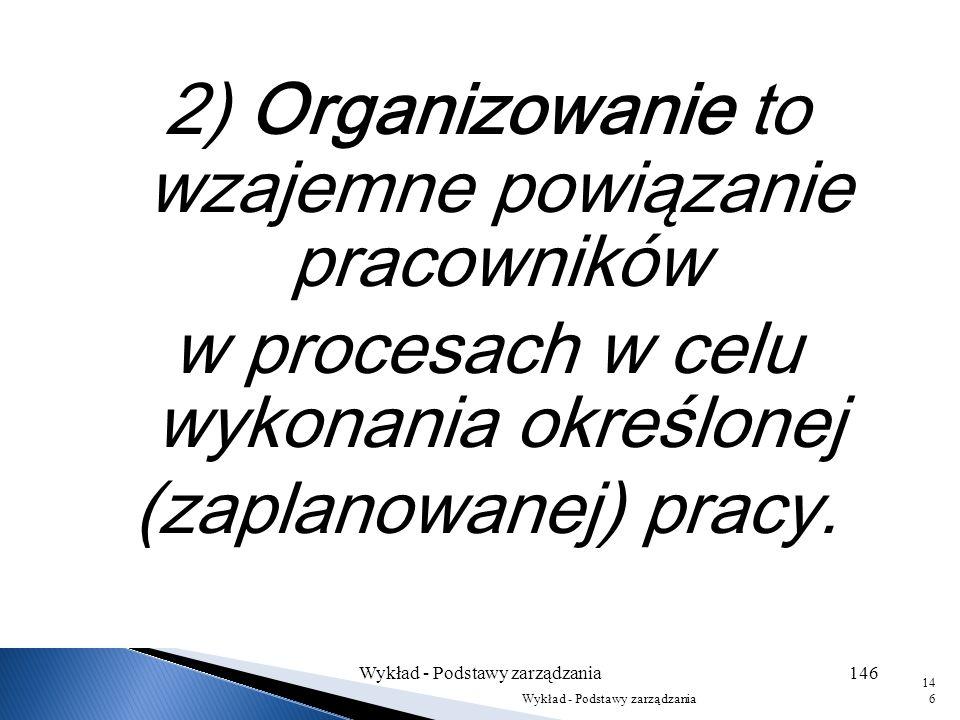 Wykład - Podstawy zarządzania145