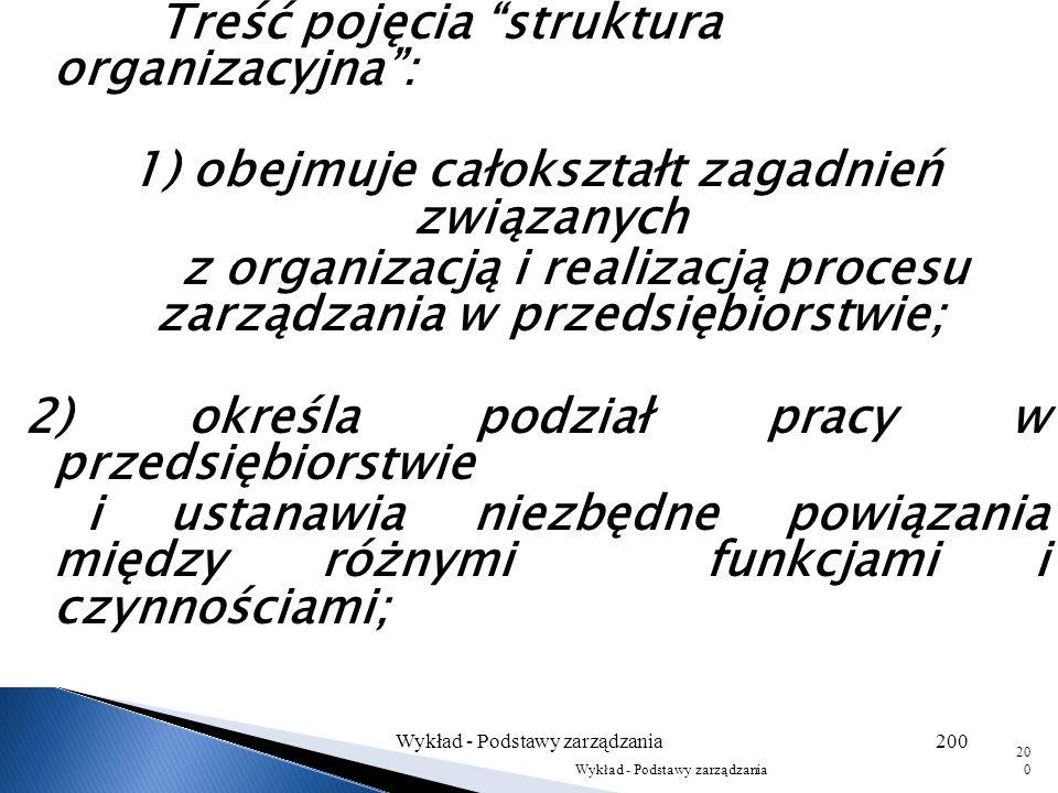 Wykład - Podstawy zarządzania199