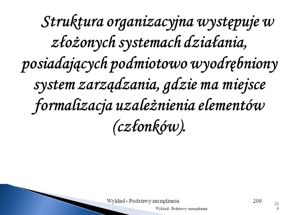 6- funkcję rozmieszczenia uprawnień decyzyjnych i podziału zakresu odpowiedzialności w przedsiębiorstwie; 7- funkcję formalizacji budowy przedsiębiors