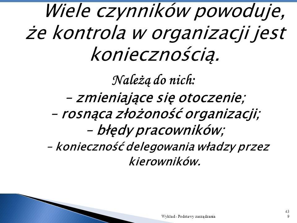 Dział 07 - Kontrola - Wykład - Podstawy zarządzania438