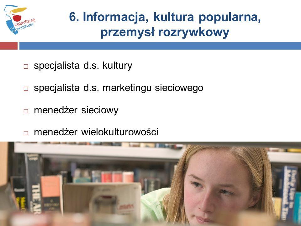  specjalista d.s. kultury  specjalista d.s.