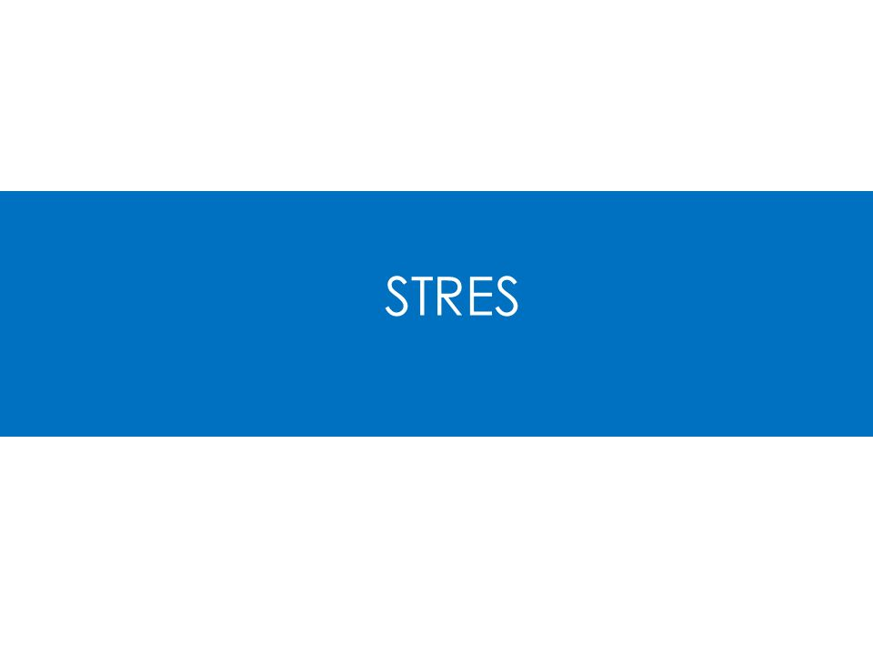 Inne sygnały doświadczania stresu to : wybuchy płaczu szybkie tempo mówienia unikanie kontaktów z ludźmi spowolnienie reakcji nerwowość ruchów prowokowanie konfliktów cruciality.wordpress.com Objawy stresu: zachowania