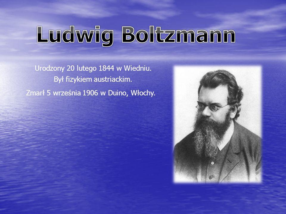 Urodzony 20 lutego 1844 w Wiedniu. Był fizykiem austriackim. Zmarł 5 września 1906 w Duino, Włochy.