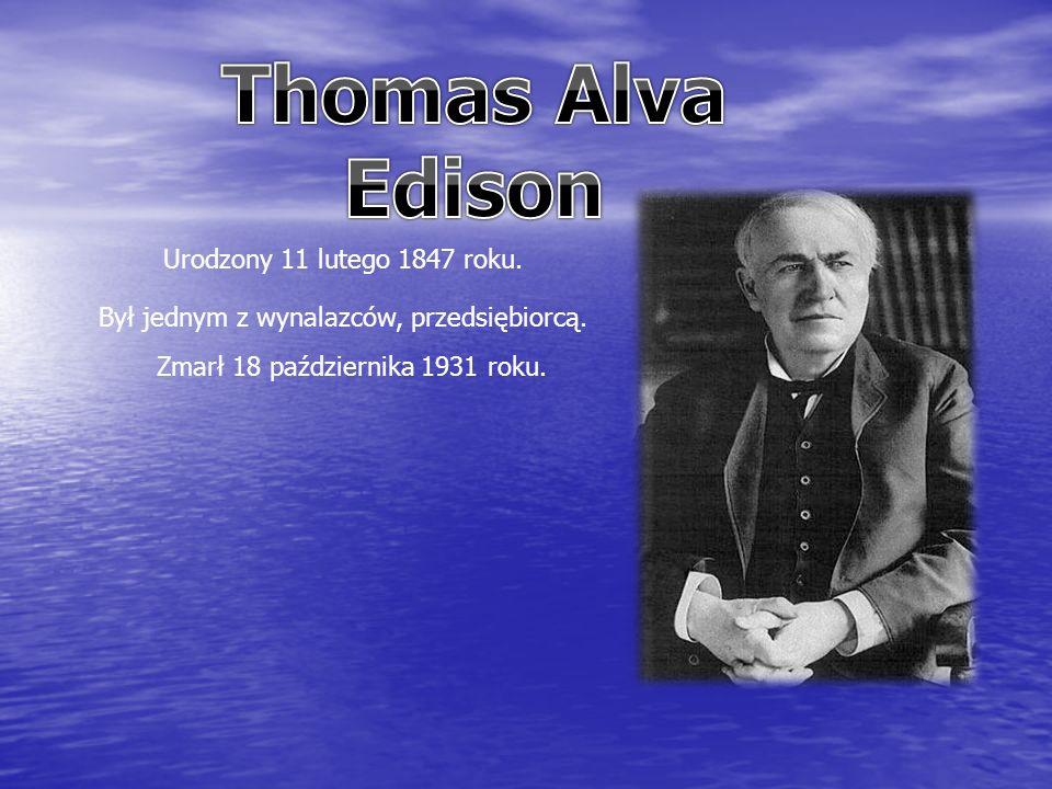 Urodzony 11 lutego 1847 roku. Był jednym z wynalazców, przedsiębiorcą.