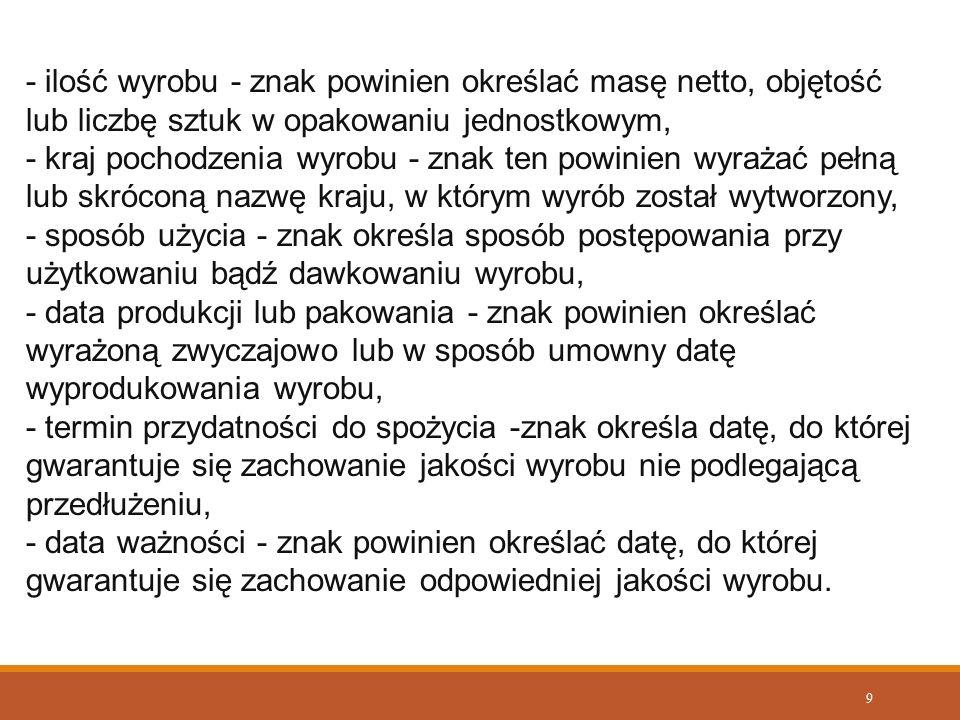 """30 """"Niedopuszczalna jest rejestracja znaku dla towarów tego samego rodzaju, jeśli: jest podobny w takim stopniu do znaku towarowego zarejestrowanego na rzecz innego przedsiębiorstwa, że w zwykłych warunkach obrotu gospodarczego mógłby wprowadzać w błąd odbiorców, co do pochodzenia towarów, a także jest podobny w takim stopniu do znaku towarowego powszechnie znanego w Polsce jako znaku dla towarów pochodzących z innego przedsiębiorstwa, że w zwykłych warunkach obrotu gospodarczego mógłby wprowadzać w błąd odbiorców, co do pochodzenia towarów ."""