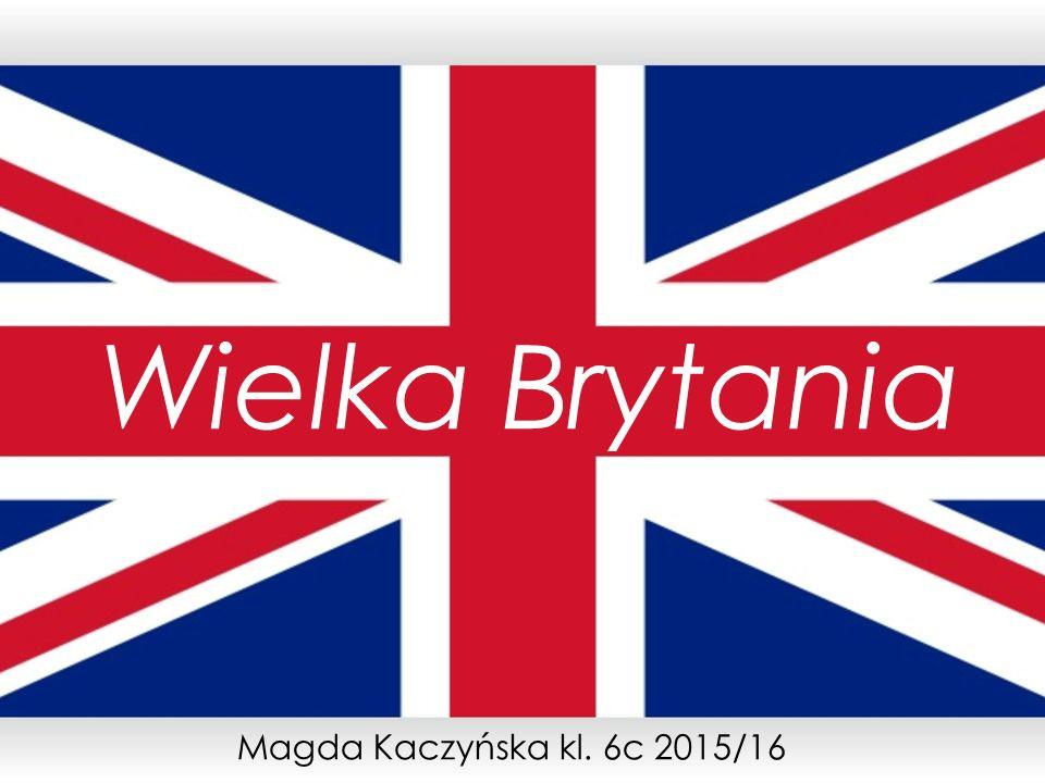 Wielka Brytania Magda Kaczyńska kl. 6c 2015/16