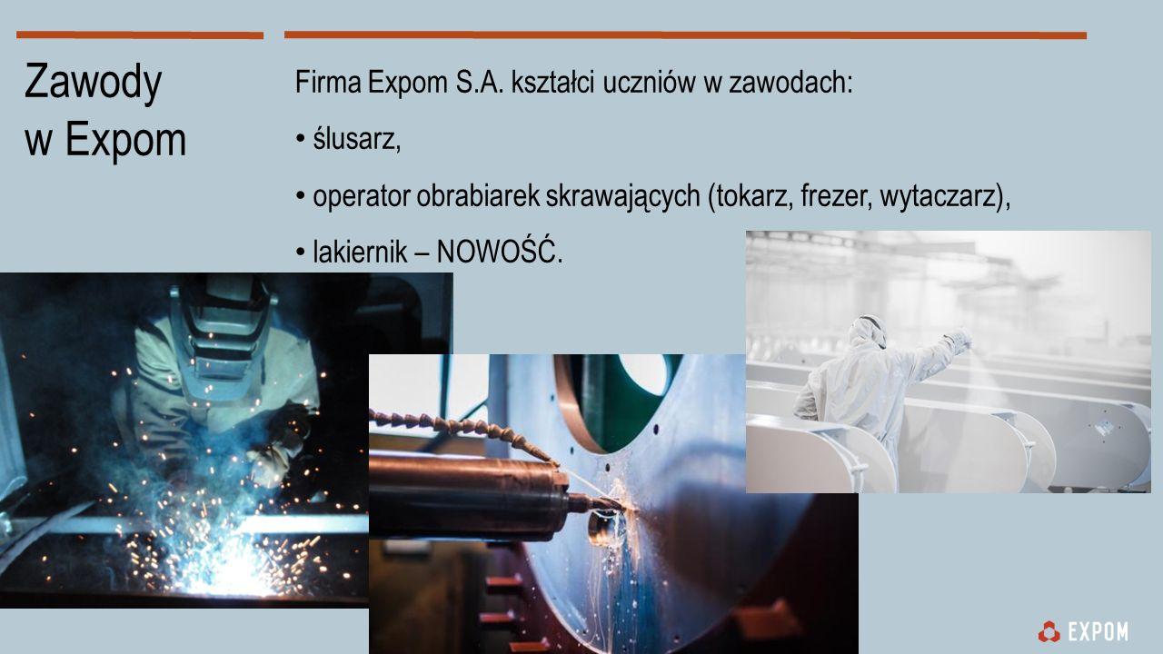 Zawody w Expom Firma Expom S.A.