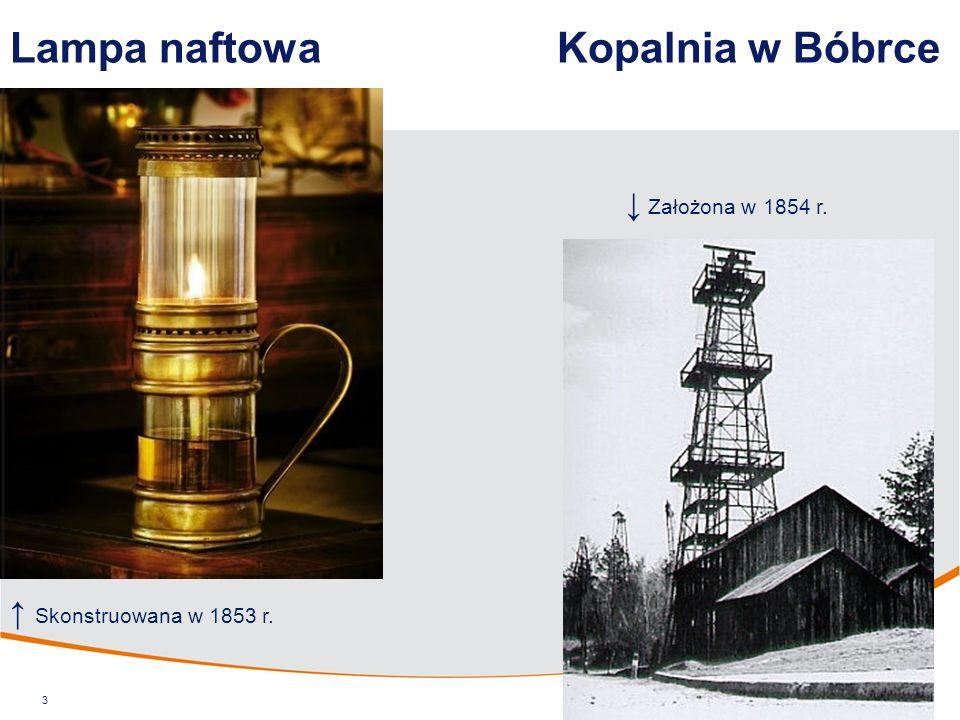 Co produkowane jest z ropy naftowej? 14