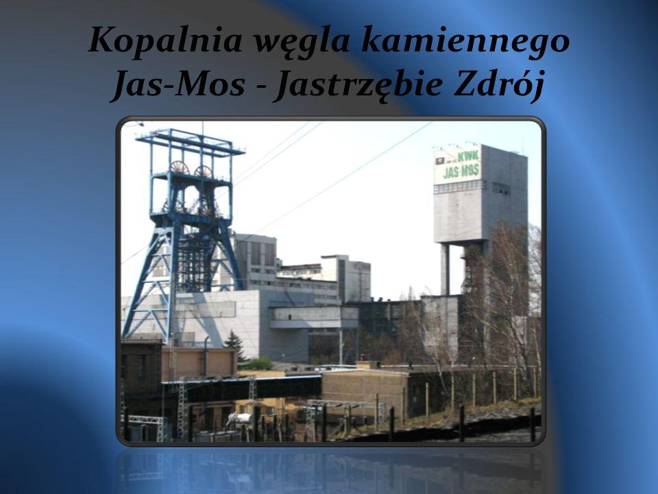 Kopalnia węgla kamiennego Jas-Mos - Jastrzębie Zdrój