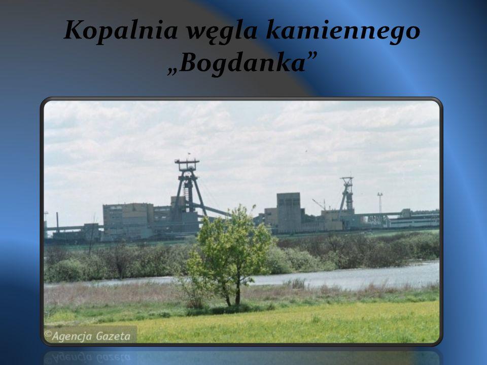 """Kopalnia węgla kamiennego """"Bogdanka"""