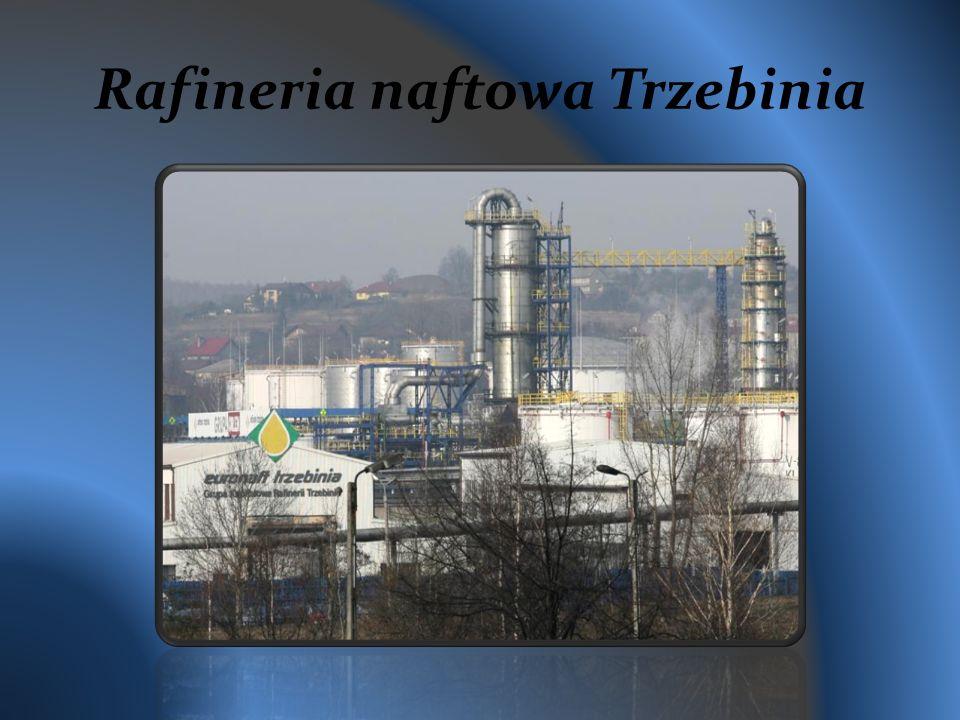 Rafineria naftowa Trzebinia