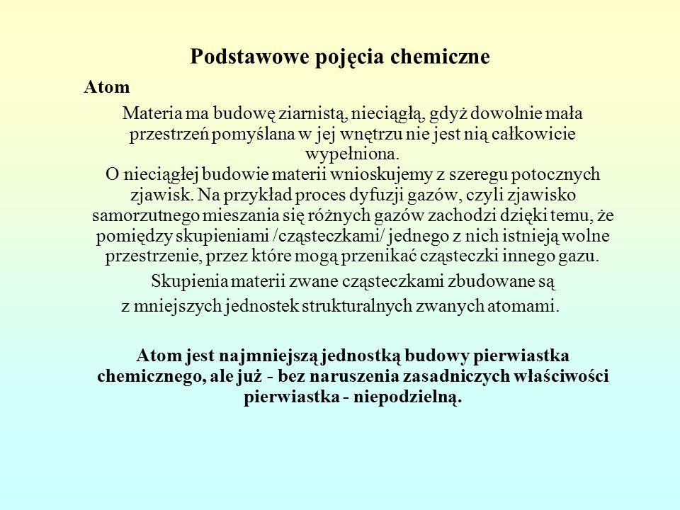 Czynniki wpływające na szybkość reakcji chemicznej a)rodzaj reagentów.