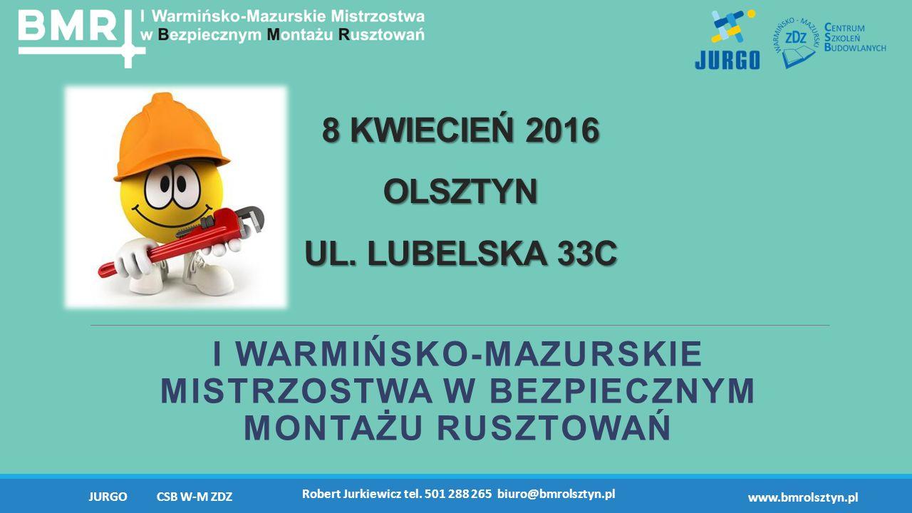 8 KWIECIEŃ 2016 OLSZTYN UL.