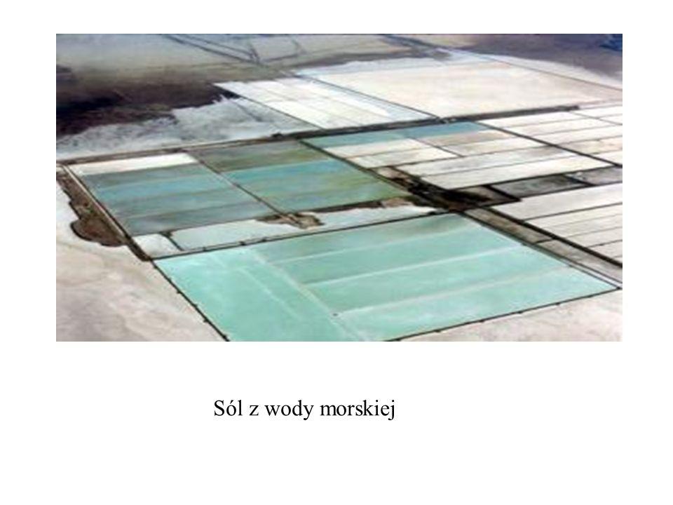 Sól z wody morskiej