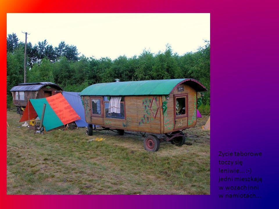 Dokładny czas wyjazdów z poszczególnych miejscowości, postojów i popasów liczony jest według słońca i końskich nastrojów :-)
