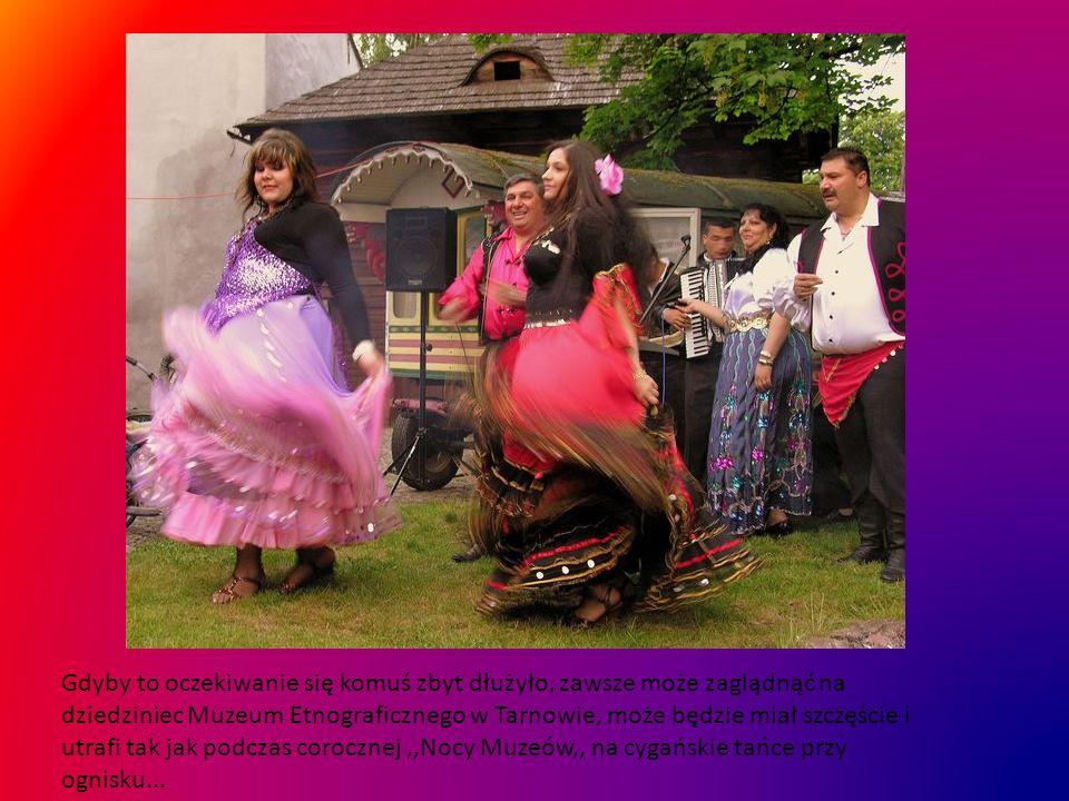Cała Cygańska Rodzina serdecznie wszystkich zaprasza już za rok :-) na kolejny Tabor, na kolejne dni koczowniczego życia...