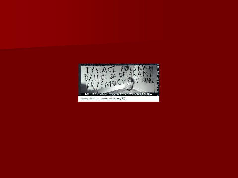 Przyczyny przemocy: Samotność Dziedziczenie wzorca przemocy od rodziny Nadużywanie alkoholu, Niski status zawodowy Brak miłości Brak przyjaźni Zazdrość Smutna przeszłość lub nieszczęśliwe dzieciństwo Niska samoocena Brak samokontroli Brak zdolności porozumiewania się Brak zdolności panowania nad emocjami
