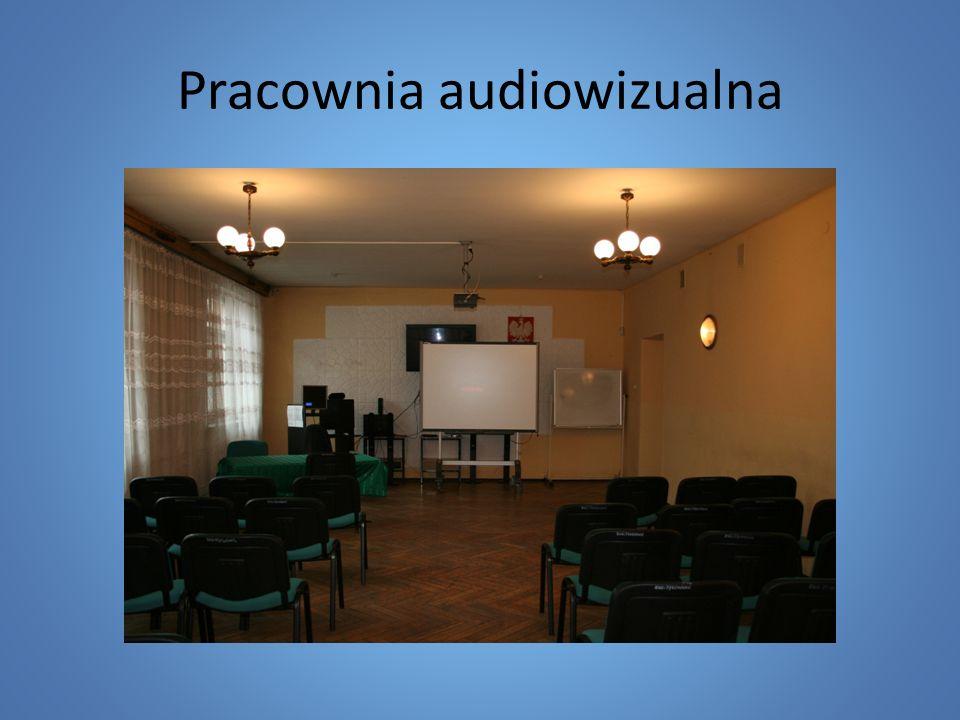 Pracownia audiowizualna