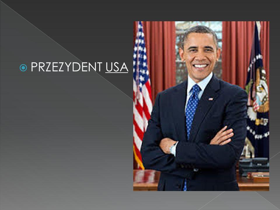  PRZEZYDENT USA