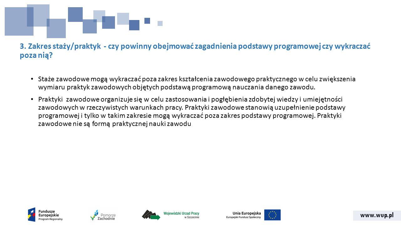 www.wup.pl 44.W regulaminie konkursu rozróżniamy kształcenie ustawiczne i zawodowe.