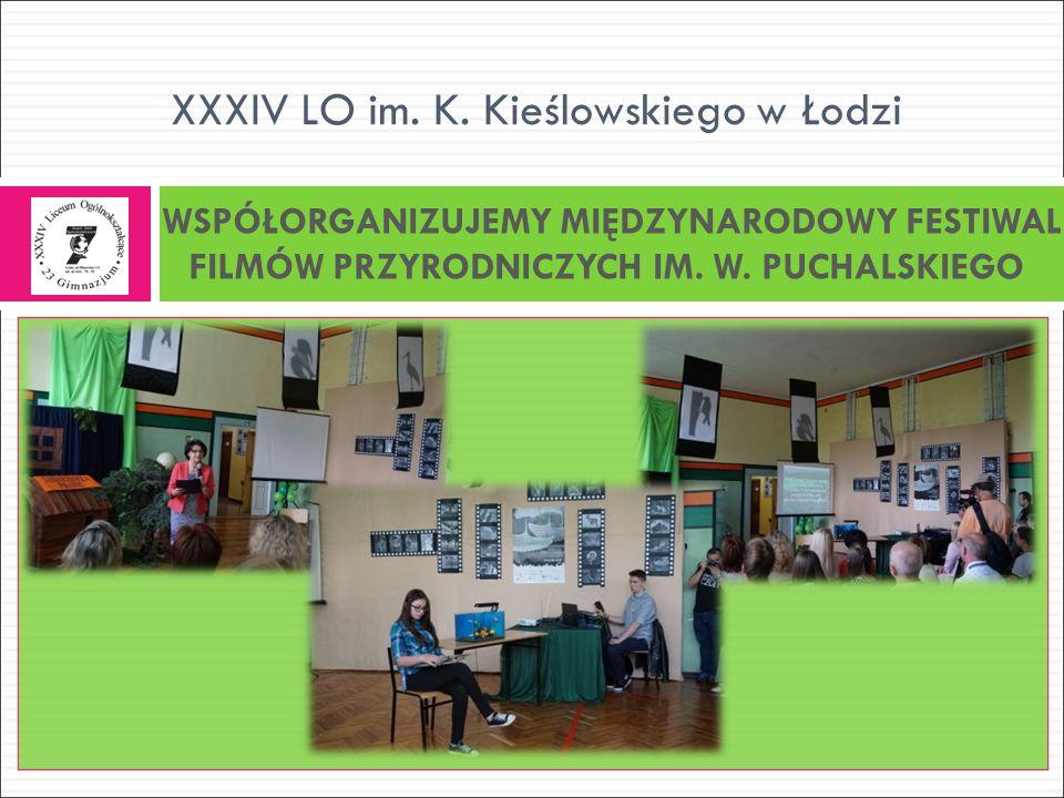 WSPÓŁORGANIZUJEMY MIĘDZYNARODOWY FESTIWAL FILMÓW PRZYRODNICZYCH IM. W. PUCHALSKIEGO