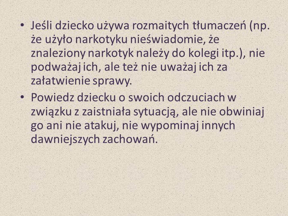 Jeśli dziecko używa rozmaitych tłumaczeń (np.