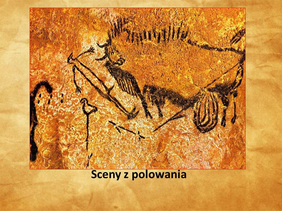 10 000 p.n.e – Petroglify Najstarsze malowidła naskalne, rzeźby, narzędzia możemy datować na okres późnego paleolitu (ok.