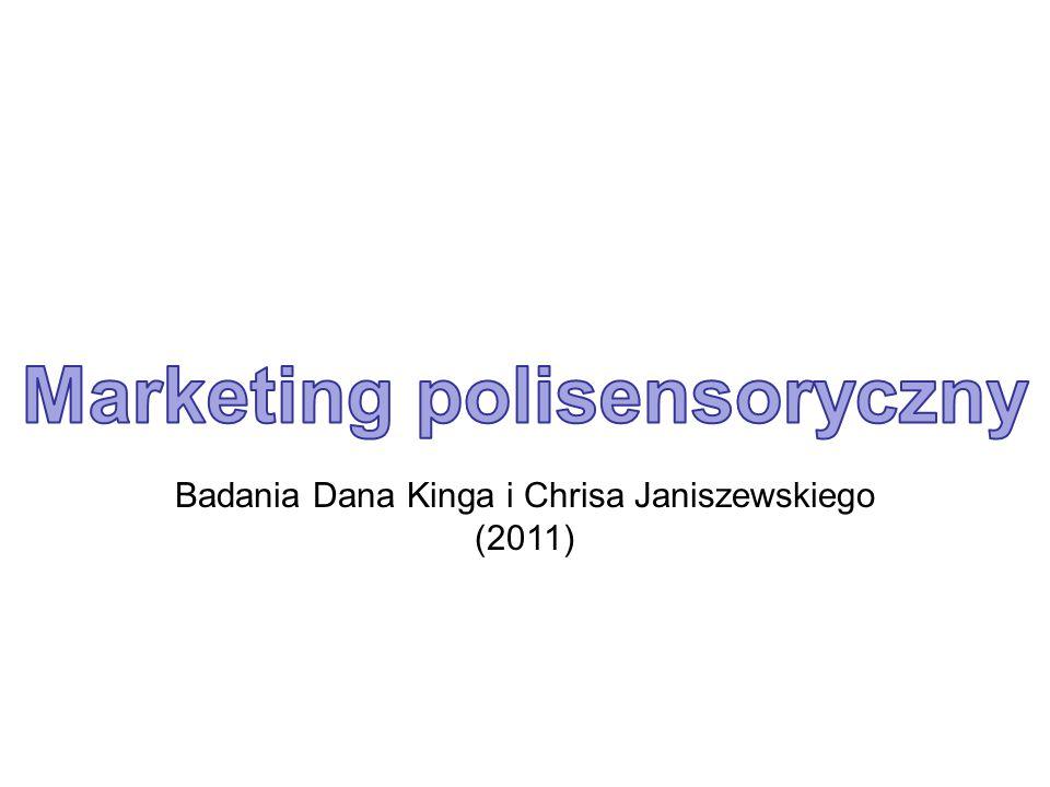 Badania Dana Kinga i Chrisa Janiszewskiego (2011)