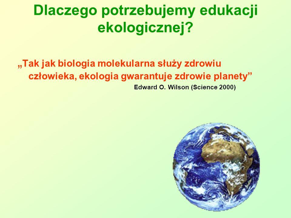 Ekologiczny odcisk stopy - pokazuje, ile powierzchni ziemi jest potrzebne dla zaspokojenia ludzkich potrzeb przy zastosowaniu techniki i technologii.