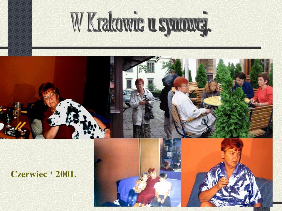 31 Czerwiec ' 2001.