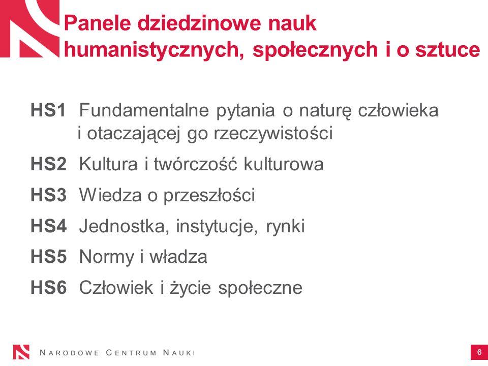 Zapraszamy na stronę www  www.ncn.gov.pl 27