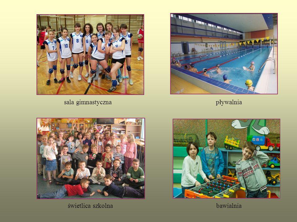 sala gimnastycznapływalnia świetlica szkolnabawialnia