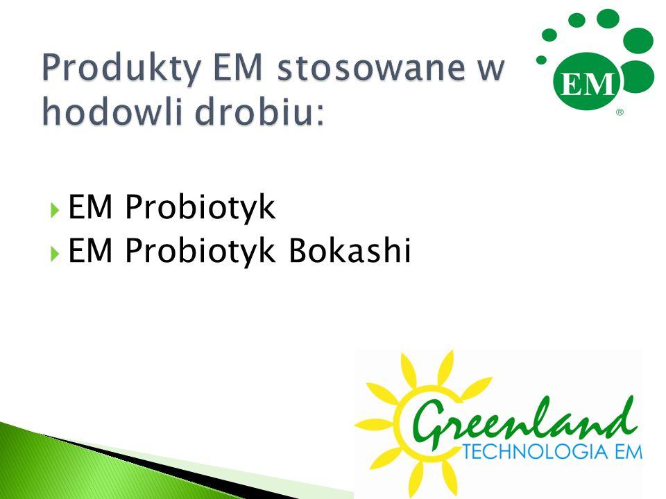  EM Probiotyk  EM Probiotyk Bokashi