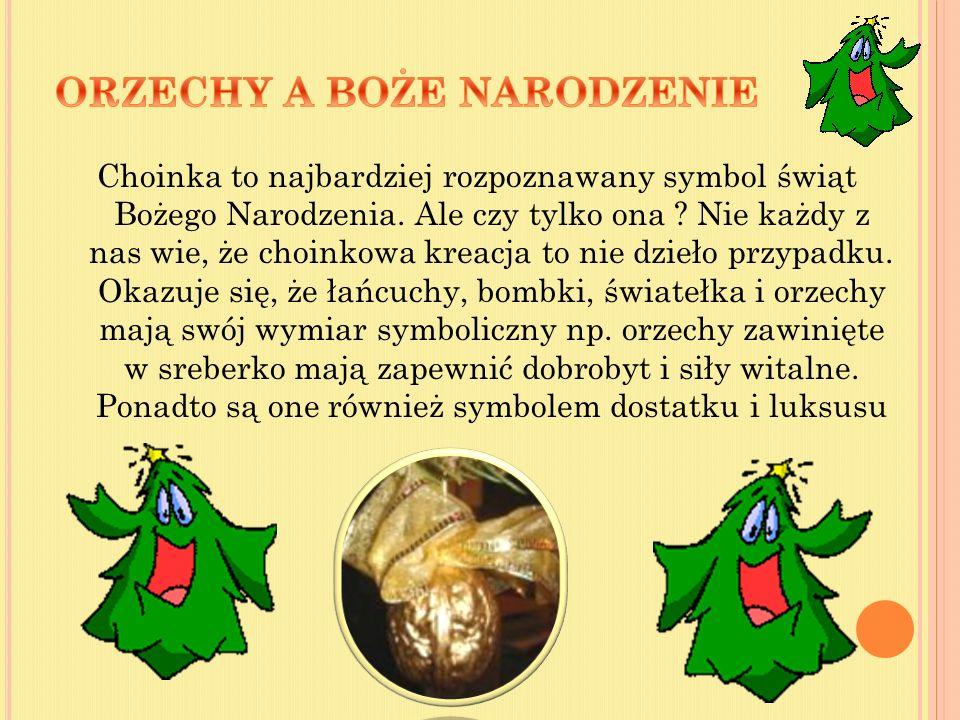 Owoce leszczyny (orzechy laskowe) też mają swoją symbolikę.