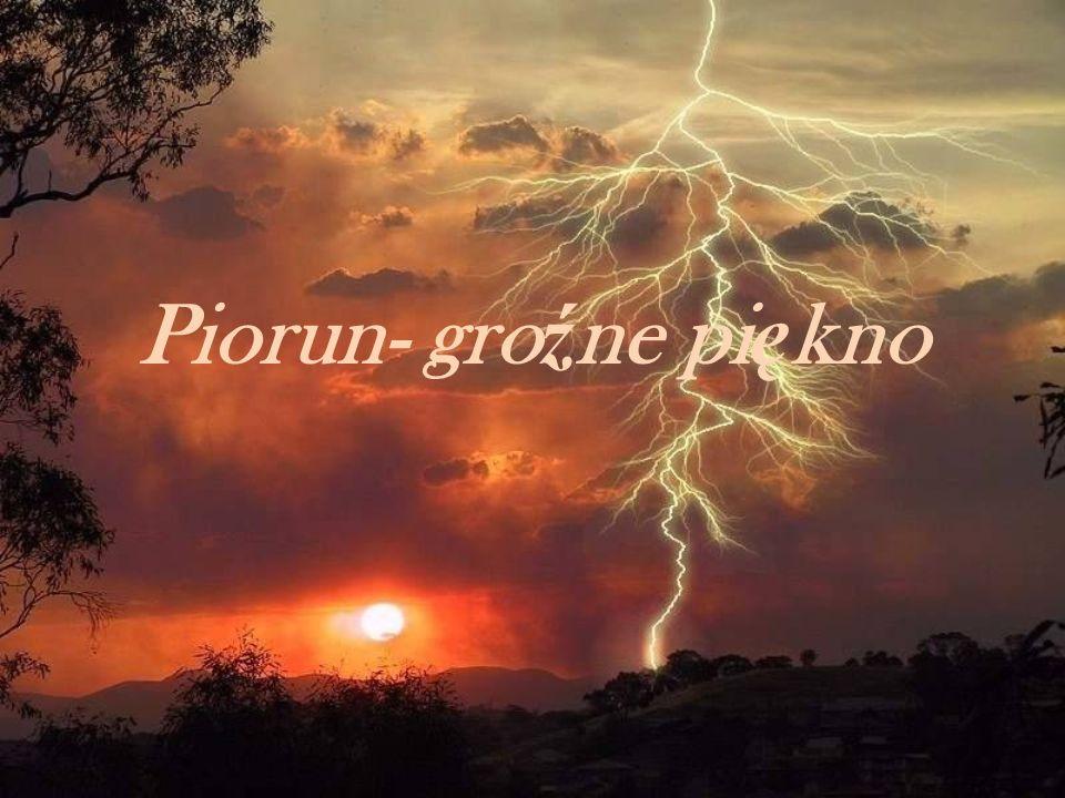 Spis treści 1.Pioruny w mitologii greckiej, rzymskiej i starosłowiańskiej.