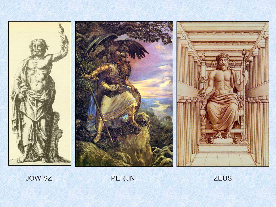 Perun (starosłowiański piorun, grom, pieryn) w mitologii wschodniosłowiańskiej jedno z głównych i zarazem najstarszych bóstw; bóg burzy, piorunów i ognia, a przypuszczalnie także nieba, deszczu i uroczystej przysięgi.