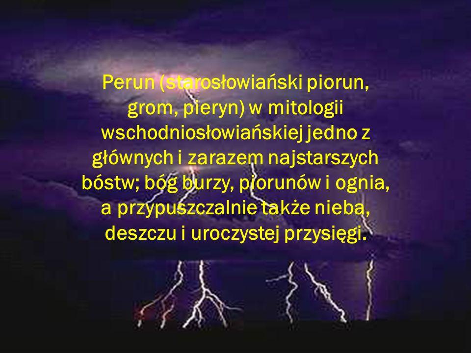 """""""Kiedy błyska się i grzmi, szaleje bóg pogody Dawniej ludzie rzeczywiście wierzyli, że za błyskawicami stoją zagadkowe czarodziejskie moce i siły niebieskie."""
