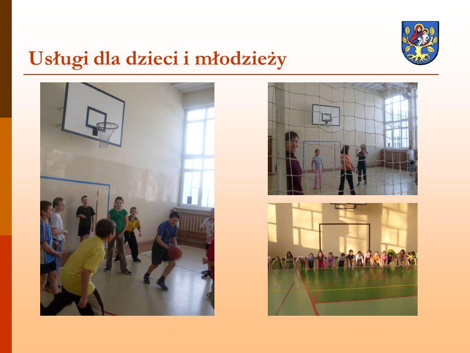 Usługi dla dzieci i młodzieży