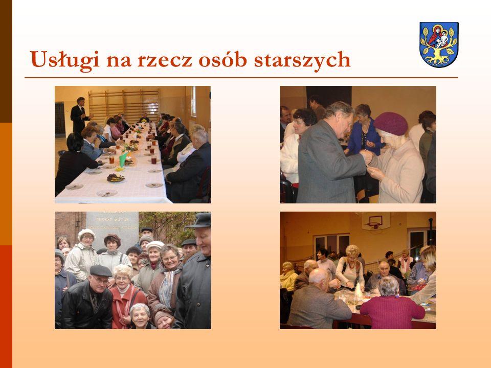 Usługi na rzecz osób starszych