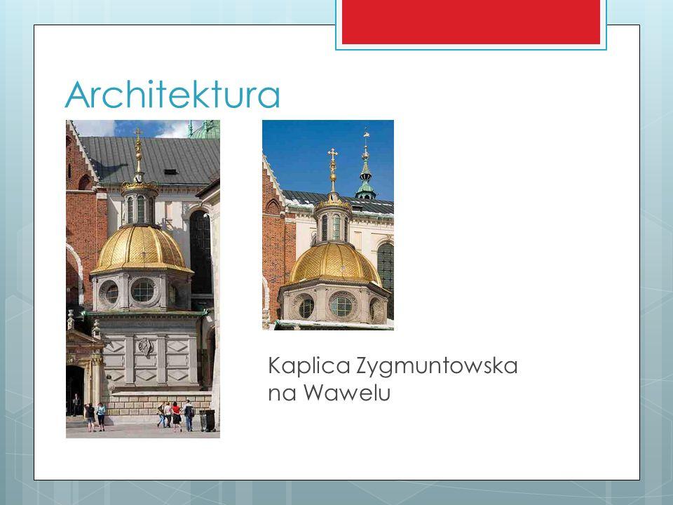 Renesansowy dziedziniec zamku na Wawelu – skrzydło wschodnie i południowe