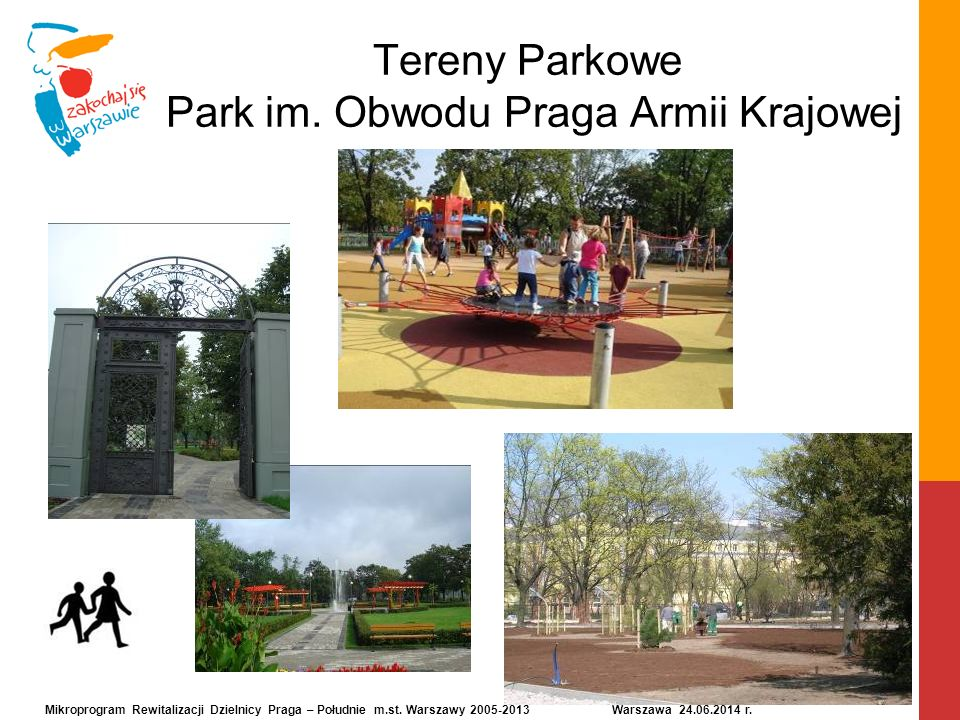 Tereny Parkowe Park im.