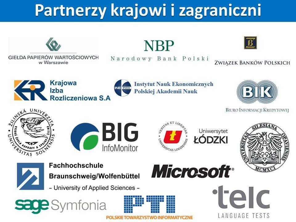Partnerzy krajowi i zagraniczni