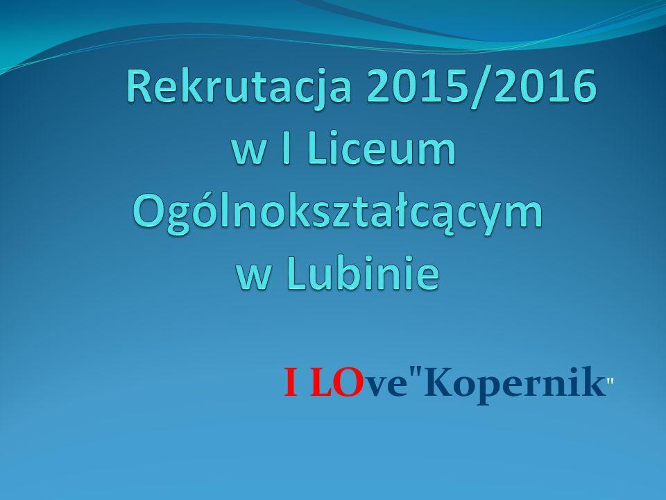 Nasza szkoła została założona w 1949 roku.Jest najstarszym liceum ogólnokształcącym w Lubinie.