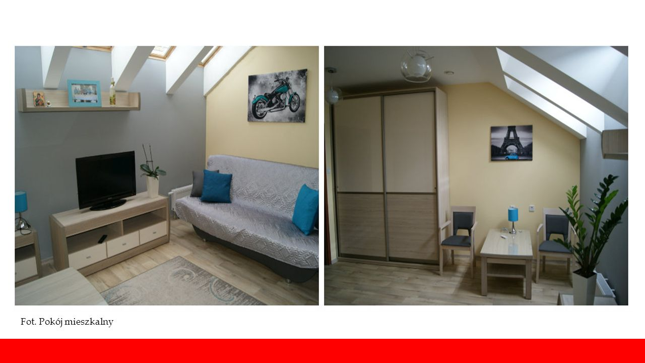 Fot. Pokój mieszkalny